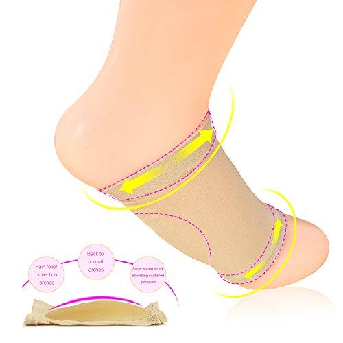 drop foot shoe insert - 1