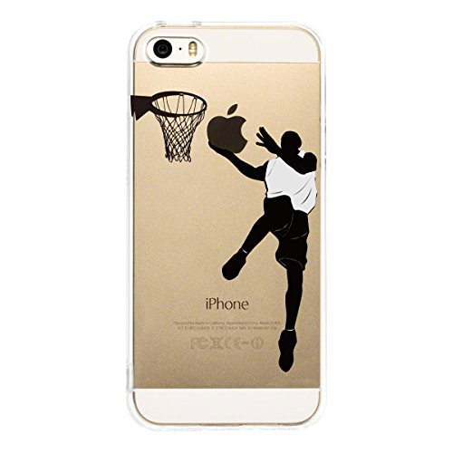 Iphone Iphone5s Anti Scratch Basketball Lay Up product image