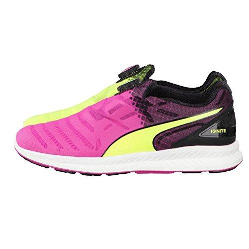 Tricks Unisex Glo safety pink Da Corsa Puma Multicolor black Adulto Ignite Scarpe Disc Yellow Yw4qE