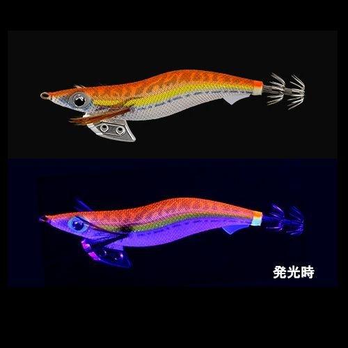 ヤマシタ(YAMASHITA) ルアー エギ エギ王 K HF 3.5号 KM01 OKM オレンジケイムラの商品画像