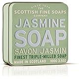 The Scottish Fine Soaps Tin Box Collection