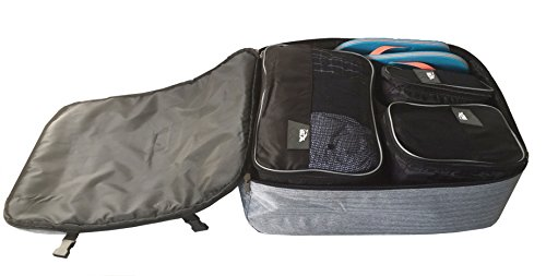 Genial Amazon.com | Cabin Max Malaga Travel Backpack Flight Approved Hand Luggage  Cabin Backpack (Grey Backpack) | Luggage U0026 Travel Gear