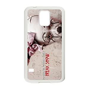 TOSOUL Customized Print American Horror Story Hard Skin Case For Samsung Galaxy S5 I9600