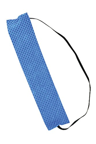 200PCK-Miracool PVA Sweatbands - PACKED 10 PER BAG - BLUE by Occunomix