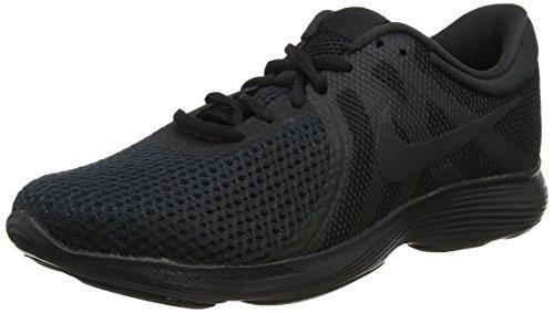 Rivoluzione Nike 4, Gli Uomini Trail Running Shoes Nero (nero / Nero 002)