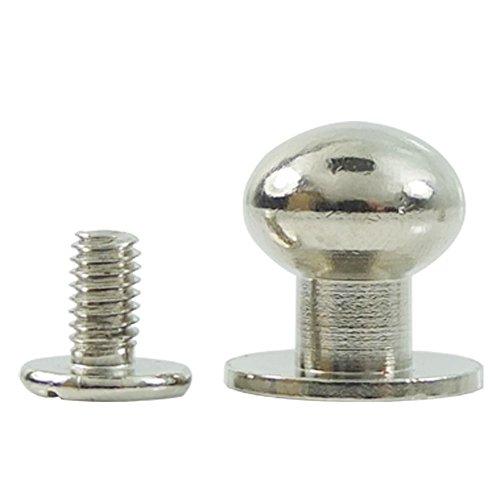 0.375 Button Head - 8
