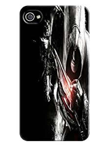 3D clear crystal bling PC phone cover with pretty view For Case Samsung Galaxy S5 Cover of Assassin's Creed in Fashion E-Mall