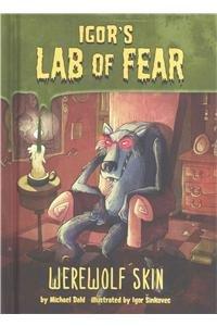 book cover of Werewolf Skin