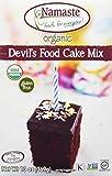 Namaste Foods Organic Devils Food Cake, 13 Ounce