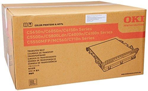 Belt Okidata Transfer - Okidata 43363421 TRANSFER BELT FOR C710/C5500N/C5800LDN/C5550N MFP/C5650/C6000/C6050/C6100/C6150 by Oki Data