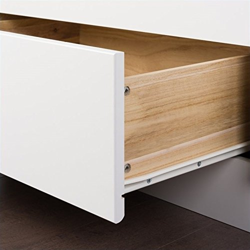 Prepac Platform Storage Bed - WBD-5600-3K