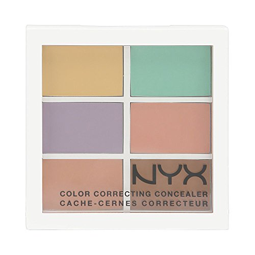 NYX PROFESSIONAL MAKEUP Concealer Color Correcting Palette -