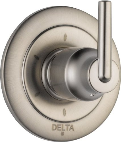 Delta Faucet T11959-SS Trinsic, 6 Function Diverter Trim, Stainless