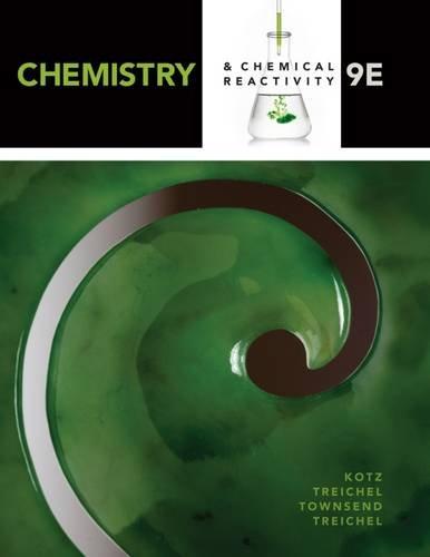 Study Guide for Kotz/Treichel/Townsend