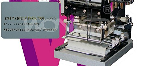 Hot Foil Stamping Machine Máquina de estampación, impresión máquina: Amazon.es: Juguetes y juegos