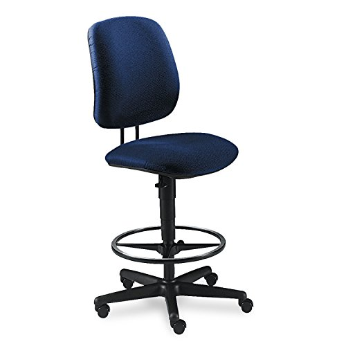 HON 7705AB90T 7700 Series Swivel Task stool Blue, Blue