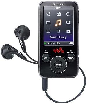 OPEN BOX Sony NW-E393 4GB Walkman Digital Music MP3 Audio Player Black