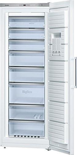 Bosch Serie 6 GSN58AW45 - Congelador (Vertical, 360 L, 22 kg/24h ...