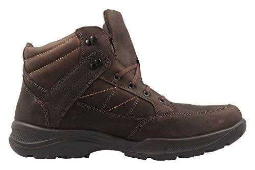 Jomos - Botas de Piel para hombre marrón marrón