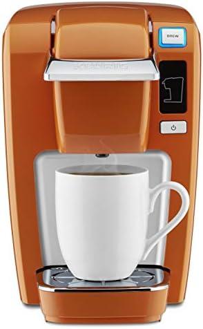 Keurig K15 Single Serve Coffee Orange