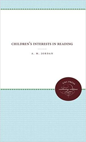 Book Children's Interests in Reading