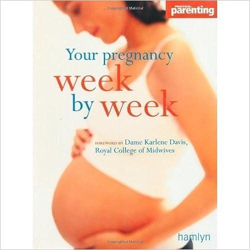 Book Your Pregnancy Week-by-week