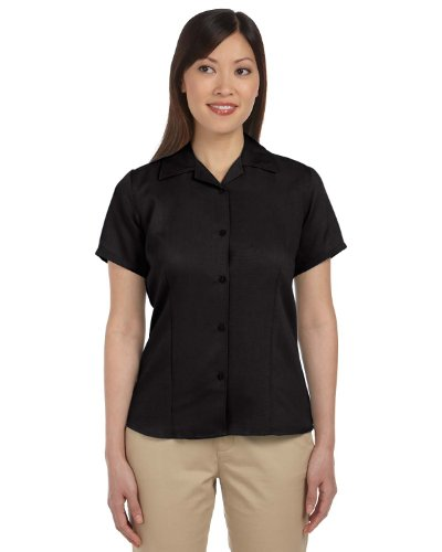 Harriton - Camisas - para mujer Negro