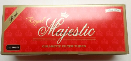 Ff Box (Royal Majestic FF King Size 5 Boxes (200ct) Compare to Premier King)