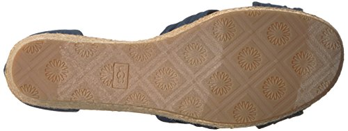 Sandal Women's Navy Traci Wedge UGG UtpFaU
