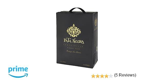 Pata Negra Tempranillo Vino Tinto Premium - 3000 ml: Amazon.es: Alimentación y bebidas