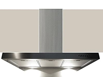 NT AIR KA-101-36 Range Hood Wall Mounted Stainless Steel 36""