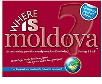 Where Is Moldova Board Game Amazoncouk Toys Games - Where is moldova