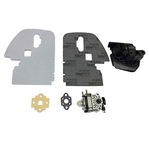 - GENUINE OEM MTD 753-06258A CARBURETOR TROYBILT AND OTHERS WITH GASKETS