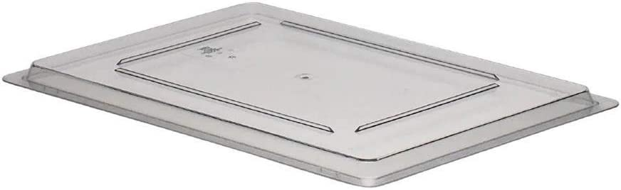 Cambro (1826CCW135) Full Size Flat Food Box Lid - Camwear