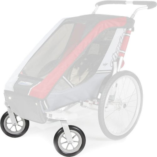 Chariot Strolling Kit (Wheels Only) for CTS Adventure Carriers (2006 or Newer)