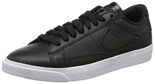001 Basket Scarpe Nero Ess Donna black Blazer W Da Low Nike wqYvIf