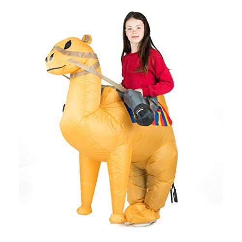 Funny Homemade Couple Costumes (Bodysocks Kids Inflatable Camel Fancy Dress)
