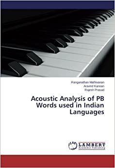 Book Acoustic Analysis of PB Words used in Indian Languages