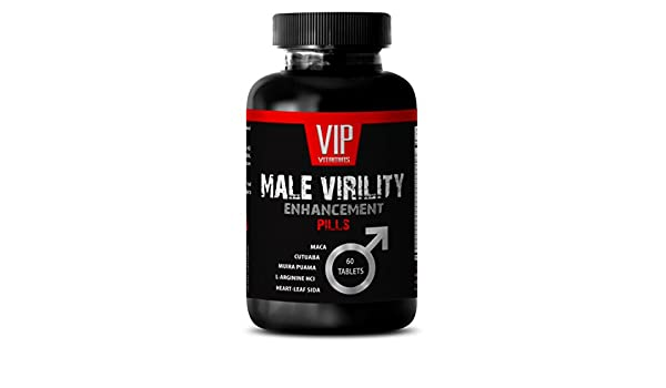 Amazon.com: Male Virility Enhancement Pills - Male Health Enhancement(1 bottle 60 tablets): Health & Personal Care