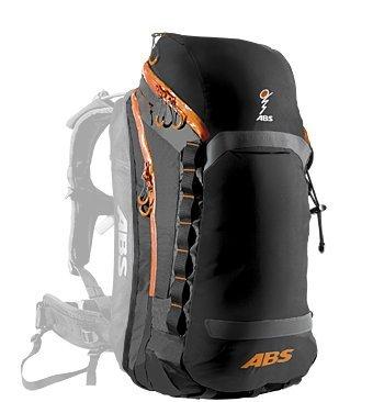 ABS Lawinenrucksack schwarz Einheitsgröße
