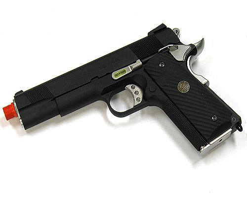 punisher m1911 airsoft gbb pistol socom gear scg-m1911-pun(Airsoft for sale  Delivered anywhere in USA