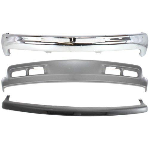 01 chevy silverado 1500 bumper - 5