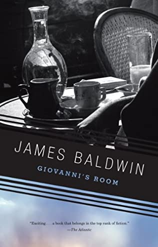 book cover of Giovanni\'s Room