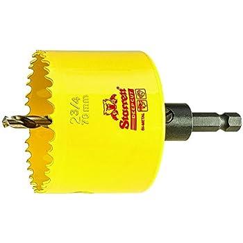 "Bosch agujero sierra PROGRESSOR for wood and metal 2 3//4/"" 70 mm"