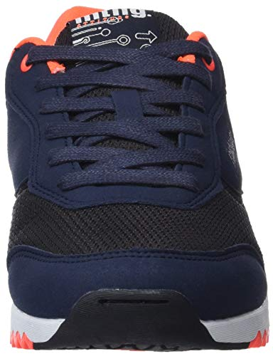 rasber 84117 Mtng C23683 Marino Low Blue Sneakers uomo da Pgxqd0Ug