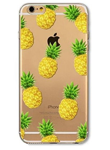 iPhone Blingys Transparent Fruits Pineapple product image