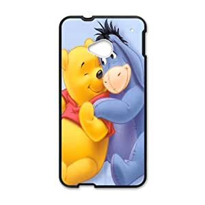 Winnie The Pooh & Quotes for HTC One M7 Phone Case Cover 6FF460917