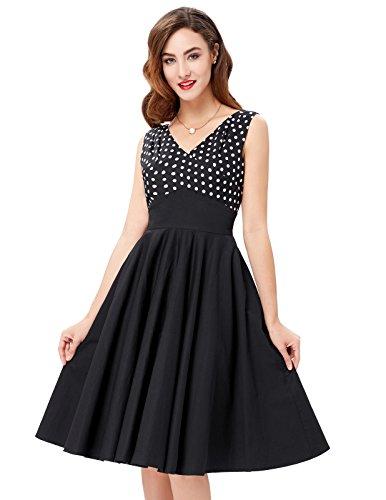 Grace Womens Summer Patterns Dresses