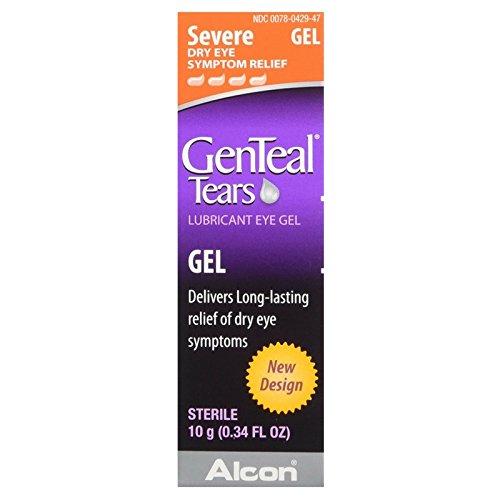 Genteal Lubricant Eye Gel