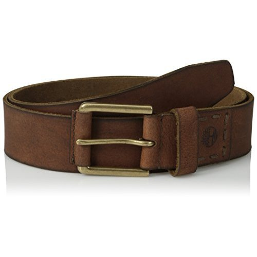 Timberland Mens Big and Tall 40Mm Pull Up Leather Belt